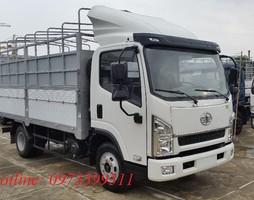 Xe tải thùng FAW GM tải trọng 5,8 tấn,6,7 tấn thùng dài 4,25m và 6.