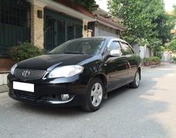 Toyota Vios 1.5G màu đen sản xuất năm 2007, chính chủ gia đình sử .