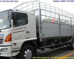 Bán xe tải Hino 15 Tấn FL8JTSL, Hino 16 tấn gắn cẩu Kanglim Unic Soos.