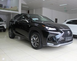 Bán xe lexus NX200T Fsport nhập khẩu mỹ,giá tốt nhất Hà Nội.