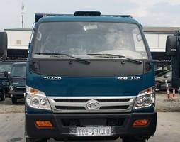 Giá mua bán xe Ben 8 tấn Trường Hải FLD800C 6,4m3 Mới 8 tấn.
