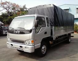 Xe tải Jac. Giá xe tải Jac. Bán xe tải Jac 1T9 2T5 3T5 4T5 5T 5T5 6T4 7T.