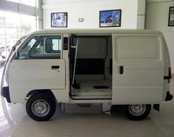 Xe tải cóc suzuki giá rẻ, suzuki blind van giá rẻ, suzuki 500kg.