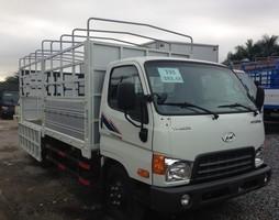 Xe Hyundai 6,5 tấn.HD650 nâng tải 6.5 tấn tại Hải phòng.Hỗ trợ N.