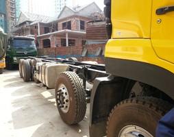 Bán xe tải Dongfeng hoàng huy 5 chân 21.5 tấn, xe tai dongfeng 5 chan 201.