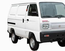 Suzuki Việt Anh bán xe Suzuki tải Van 580kg giá tốt kèm nhiều KM.