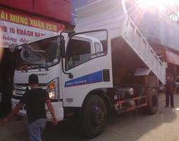 Bán xe ben Trường Giang 9.2 tấn 1 cầu tại thành phố Hồ Chi.