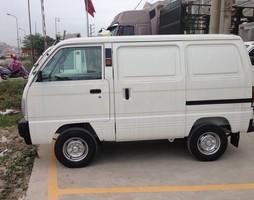 Đại lý suzuki việt anh bán Xe tải cóc Blind Van xe tai suzuki xe tải.