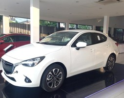 Mazda 2 2017 giá cả tốt nhất.