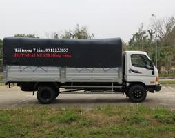 HYUNDAI HD800 tải trọng 8 Tan / giao xe ngay.