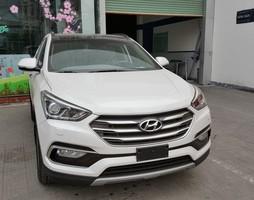 Hyundai Santa Fe hoàn toàn mới 2016 , giá hấp dẫn , Hyundai Sông Hàn .
