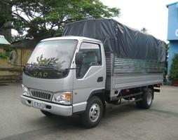 Bán buôn xe tải Jac 2,4 tấn/2.4 tấn trả góp giá cạnh tranh thị t.