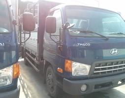 Bán xe tải Hyundai 5 tấn tại Hải Phòng HD500.