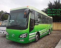 Xe khách 29 chỗ, 34 chỗ Thaco Town TB82S Nguời bạn đồng hành đáng.