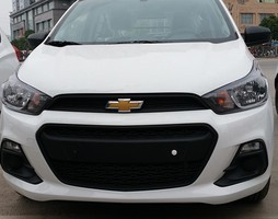 Chevrolet Spark van 2016.