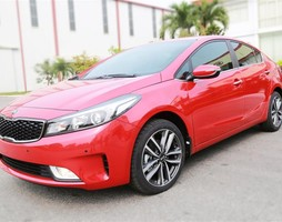 Showroom Kia Bình Tân bán xe Kia Cerato 1.6MT, 1.6 AT, 2.0 AT mới 100%. h.