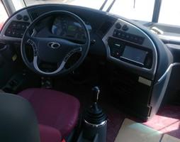 Giá xe Thaco Universe TB120S, Xe khách 47 chỗ trường hải, Bus 47 chỗ,.