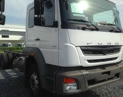 Xe tải Fuso 24 tấn nhập khẩu, xe tải Fuso FJ24R thùng dài 9.2m tải.