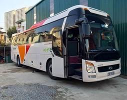Xe khách Hyundai Universe 40 giường nằm 3 cục máy 410Ps.