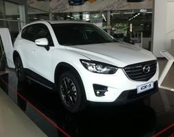 Xe hơi Mazda CX5 chính hãng, giao xe nhanh tại Hà Nội.