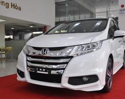 Honda Cộng Hòa, Honda Odyssey 2.4CVT 2016 nhập khẩu Nhật.