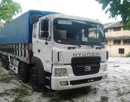 Xe Tải Hyundai 5 Chân HD360 Máy 380Ps, Hyundai HD360 5 Chân.