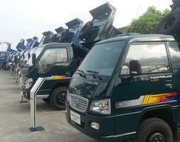 Xe ben 3,5 tấn Thaco FLD345C trường hải, uy tín, chất lượng giá r.
