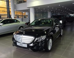 Mercedes C250 Exclusive 2016 Mới 100%.
