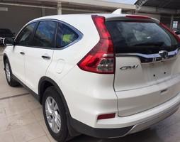 Bán Honda CRV mới giá rẻ nhất, giao xe sớm, khuyến mãi hấp dẫn.