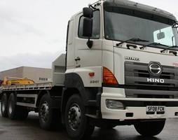 Bán xe tải Hino 4 Chân 19 tấn, Xe tải Hino 4 chân 20 tấn FY 450HP.
