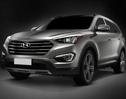 Hyundai Santafe Giá Tốt Tại HCM. Trả Góp Hyundai Santafe Lãi Suất Th.