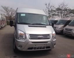 Ford Transit 2016 giá rẻ nhất tại Hà Thành Ford CN Mĩ Đình 0944.844..