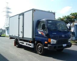 Dòng xe tải HYUNDAI HD500 5 tấn hàng 3 cục HÀN QUỐC THACO An Sương.