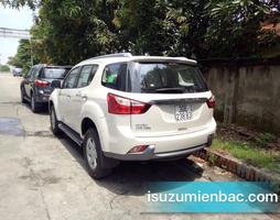 Giá xe Isuzu 7 chỗ ISUZU MU X giá gốc bán xe Isuzu 7 chỗ Mu X 2017 xe g.