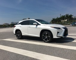 Lexus RX350 2017 nhập khẩu mỹ .Xe mới 100%.