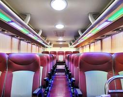 Xe khách Town 39 chỗ bầu hơi mới, giá xe 39 chỗ Thaco, giá bán xe T.