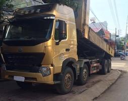 Bán xe tải ben đã qua sử dụng.