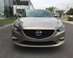 Khuyến mãi giá BHVC quà tặng giá trị cho xe Mazda6.