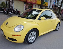 Bán xe Volkswagen Beetle 2.5AT sản xuất 2008.