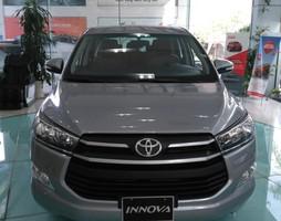 Innova 2016 2.0E hoàn toàn mới tại Toyota Vũng Tàu.