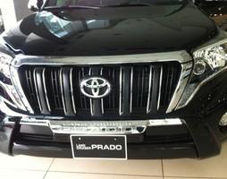 Toyota Land Prado nhập khẩu nguyên chiếc tại Toyota Vũng Tàu.