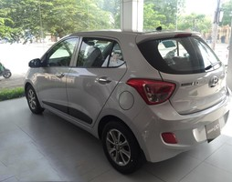 Hyundai Grand I10 1.2AT Hatchback tại showroom Hyundai Tây Hồ.