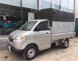 Đại lý Suzuki Việt Anh bán xe tải Suzuki 7 tạ 750kg Carry Pro xe 7 ta.