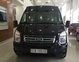 Mua xe Ford Transit 2017 trả góp giá Khuyến Mãi Cực Sốc tại Phú M.