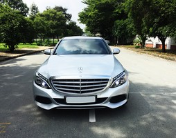 Mercedes benz c250 exclusive, xe 2015, một chủ duy nhất.