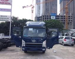 Xe tải cabin isuzu máy FAW 6,950 tấn HOT HOT HOT.