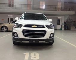 Chevrolet Captiva Revv Đẳng Cấp, Hiện Đại.
