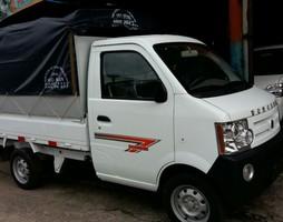 Xe tải nhỏ máy xăng Dongben 800kg giá tốt nhất, Đại lý bán xe t.