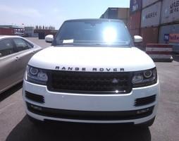 Giao ngay Range Rover HSE thùng to, Land Rover HSE 2016 màu trắng, màu đen.