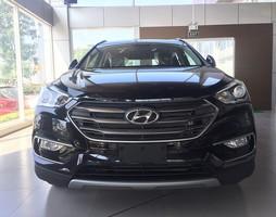 Bán xe Hyundai SANTA FE 2.4 AT máy xăng model 2017 phiên bản cao cấp.